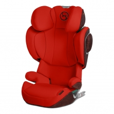 Cybex Solution Z i-Fix Group 2/3 Car Seat-Autumn Gold New 2020)