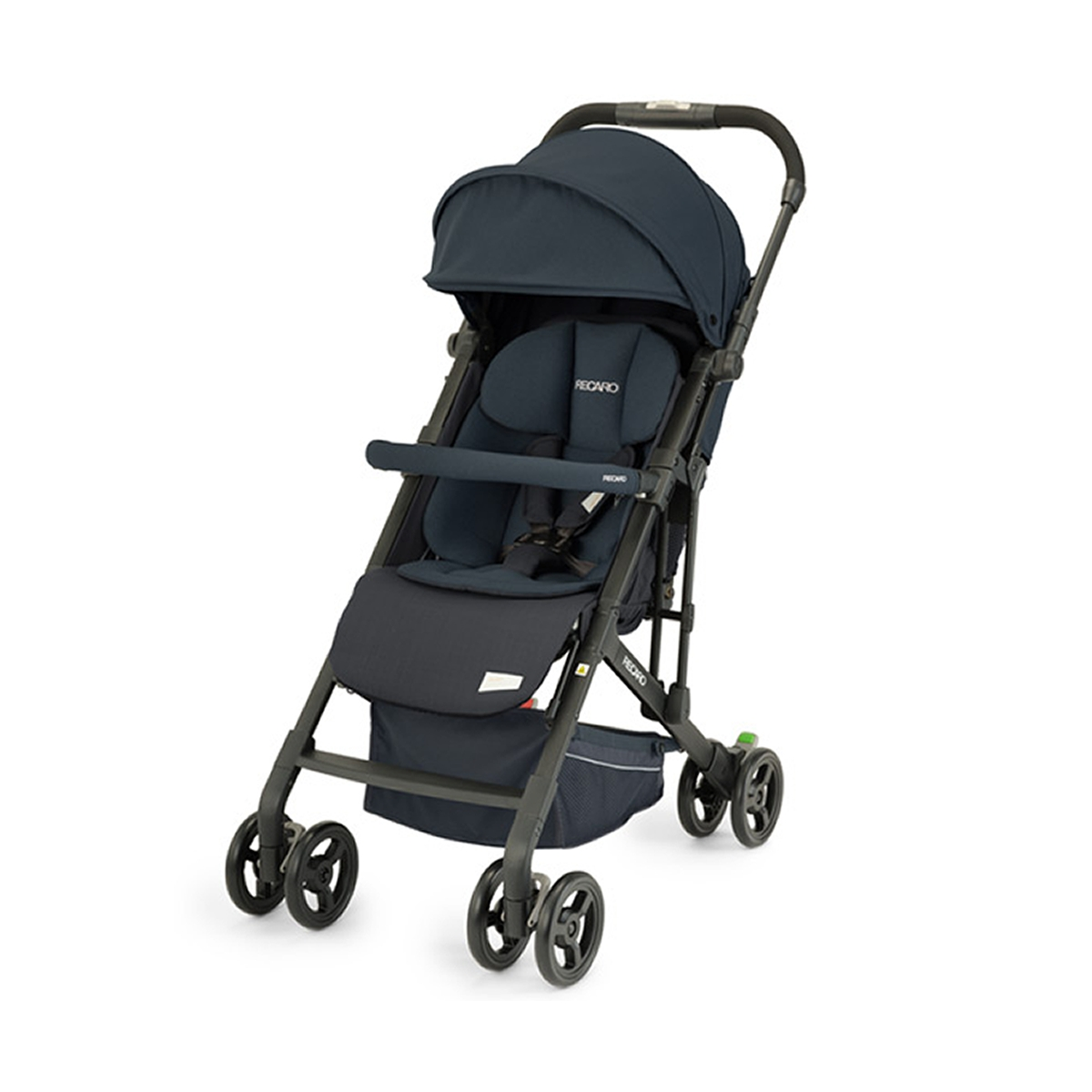 Recaro Easylife Elite 2 Stroller-Matte Black