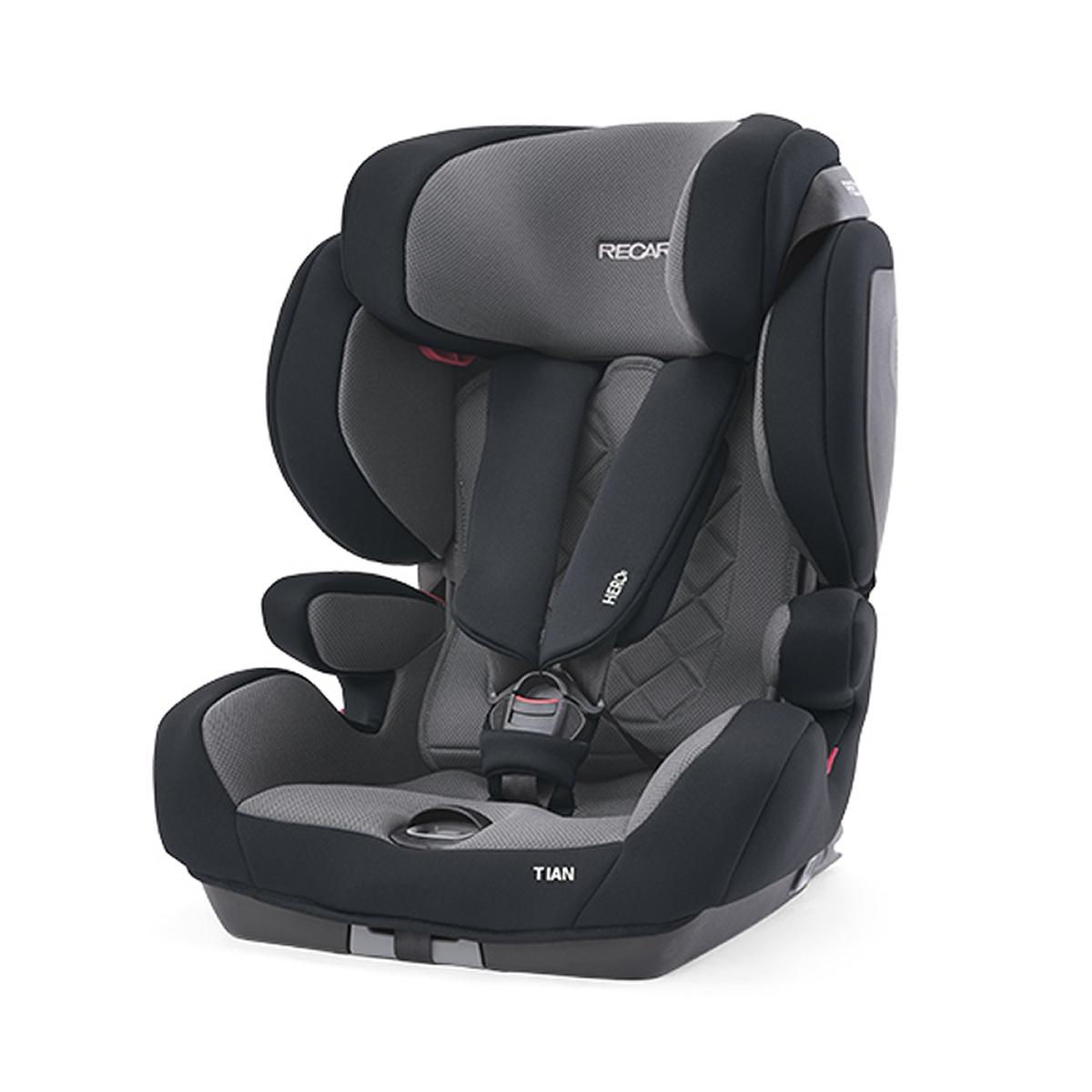 Recaro Tian Core Group 1 Car Seat-Carbon Black