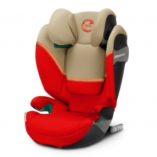 Cybex Solution S I-Fix Group 2/3 Car Seat-Autumn Gold (2020)