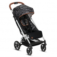 Cybex Eezy S+ Stroller-Strength Grey
