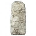 Bozz Longwool Sheepskin Liner-Grey Mist