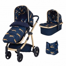 Wow Pram & Accessories Bundle-On The Prowl