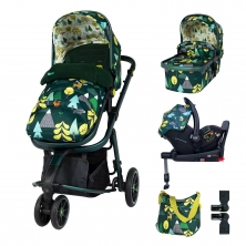 Cosatto Giggle 3 Everything Bundle-Into The Wild