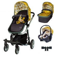 Cosatto Giggle Quad Premium Travel System Bundle-Spot The Birdie