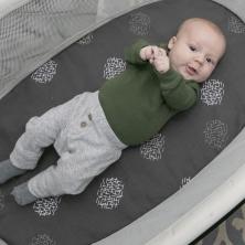 4moms MamaRoo Sleep Sheet-Grey
