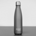 Egg Stroller Water Bottle-Matte Grey