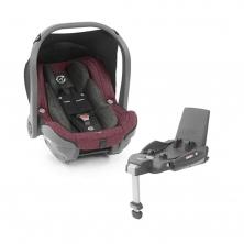 Babystyle Capsule Infant Car Seat & Duofix i-Size Base-Berry