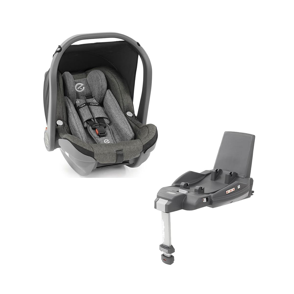 Babystyle Capsule Infant Car Seat & Duofix i-Size Base-Pepper