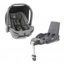 Babystyle Capsule Infant Car Seat & Duofix i-Size Base-Mercury