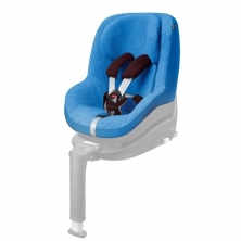Maxi Cosi 2way Pearl/ Pearl One/Pearl Summer Cover-Blue