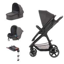 Didofy Cosmos 3in1 Travel System-Grey (NEW)