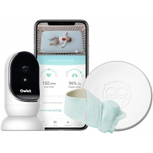 Owlet Monitor Duo Bundle 2-Mint
