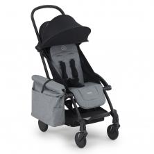 Bumprider Connect Stroller-Black/Grey