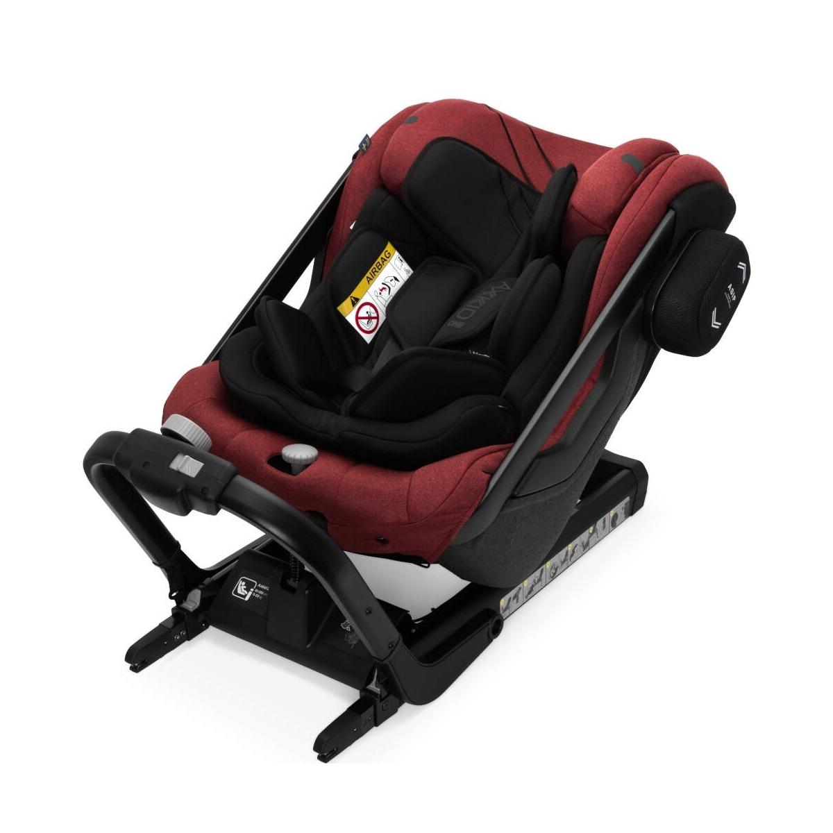 Axkid One PLUS I-Size Car Seat-Tile Melange