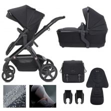 Silver Cross Wave Special Edition Pram System-Eclipse (New 2020)