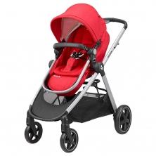 Maxi Cosi Zelia Stroller-Nomad Red
