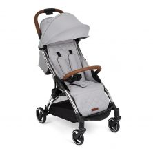 Ickle Bubba Gravity Silver Chassis Stroller - Silver Grey