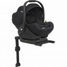 Joie i-Level Group 0+ i-Size Car Seat Bundle-Coal