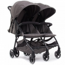 Baby Monsters Kuki Twin Stroller-Texas (NEW)