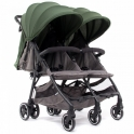 Baby Monsters Kuki Twin Stroller-Forest (NEW)