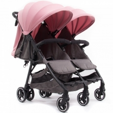 Baby Monsters Kuki Twin Stroller-Milkshake (NEW)