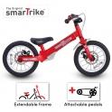 SmarTrike XTEND Balance Bike-Red (NEW)