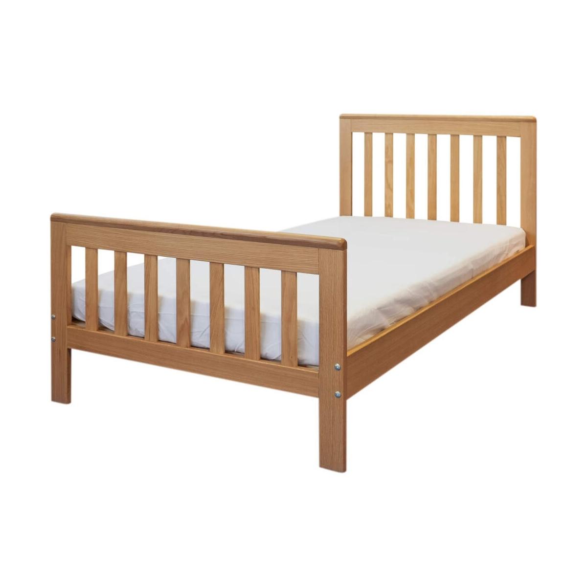 East Coast Blickling Oak Single Bed (NEW)