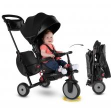 SmarTrike 8in1 Folding Baby Tricycle STR7-Black (NEW)