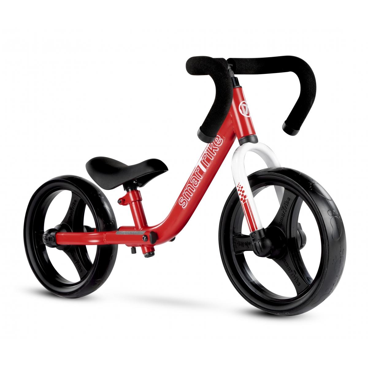 SmarTrike Folding Balance Bike Red (NEW)