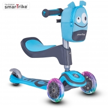 SmarTrike Scooter T1-Blue (NEW)