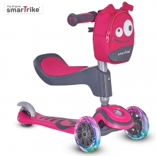 SmarTrike Scooter T1-Pink (NEW)
