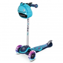 SmarTrike Scooter T3-Blue (NEW)