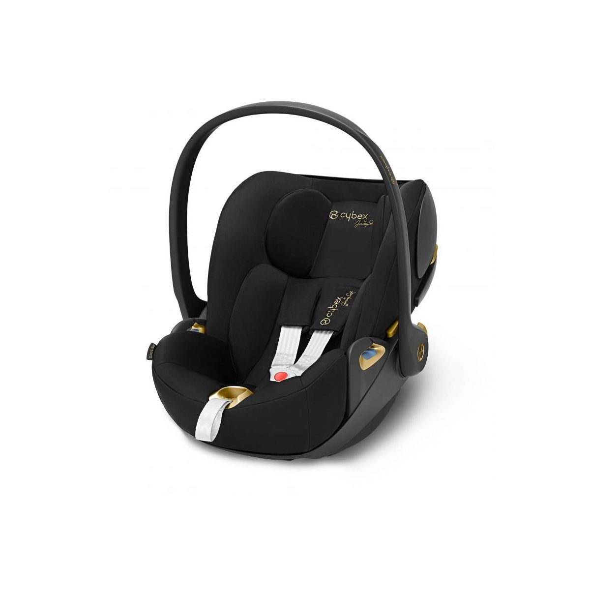 Cybex Cloud Z Wings Group 0+ Car Seat-Black
