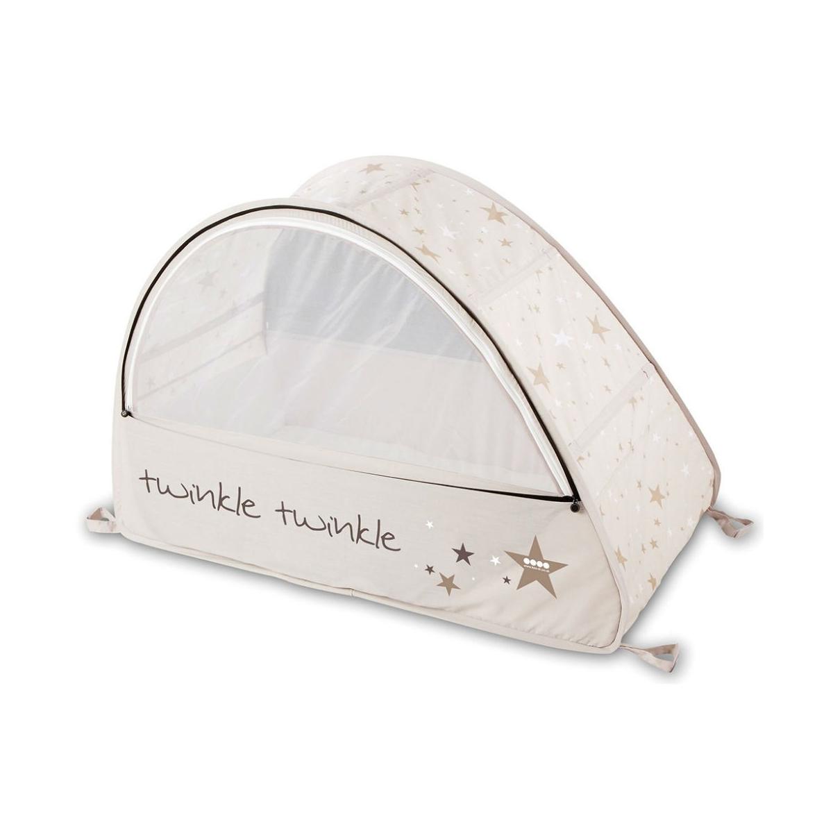 Koo Di Pop Up Sun & Sleep Travel Bubble Cot Twinkle Twinkle (NEW)