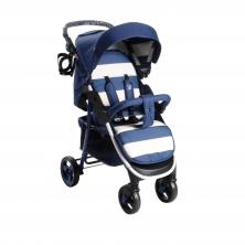 My Babiie Billie Faiers MB30 Stroller-Blue Stripes (NEW)