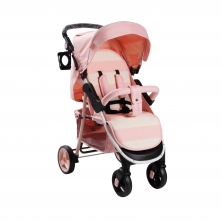 My Babiie Billie Faiers MB30 Stroller-Pink Stripes (NEW)