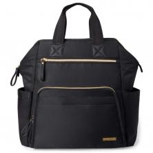 Skip Hop Mainframe Diaper Backpack-Black