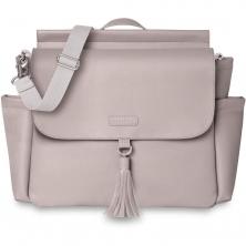 Skip Hop Greenwich Convertible Backpack Changing Bag-Portobello Grey