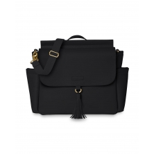 Skip Hop Greenwich Convertible Backpack-Black