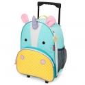 Skip Hop Zoo Rolling Luggage-Unicorn (NEW)