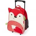 Skip Hop Zoo Rolling Luggage-Fox (NEW)
