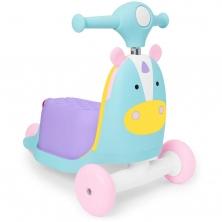 Skip Hop Zoo 3in1 Ride On-Unicorn (NEW)
