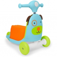 Skip Hop Zoo 3in1 Ride On-Dog (NEW)