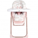 My Babiie Faiers MBHC8RG Premium Highchair-Rose Gold