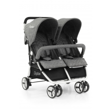 BabyStyle Oyster Twin Stroller-Mercury (NEW)