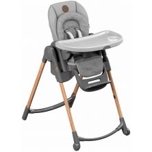 Maxi-Cosi Minla 6-in-1 Highchair-Essential Grey
