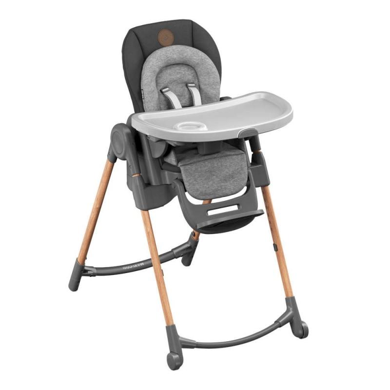 Maxi-Cosi Minla 6-in-1 Highchair-Essential Graphite