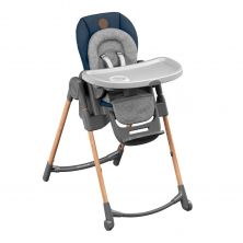 Maxi-Cosi Minla 6-in-1 Highchair-Essential Blue