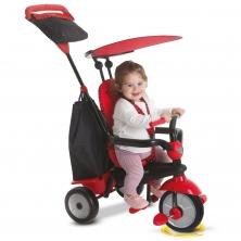 SmarTrike Glow 4in1 Baby Trike-Red (NEW)